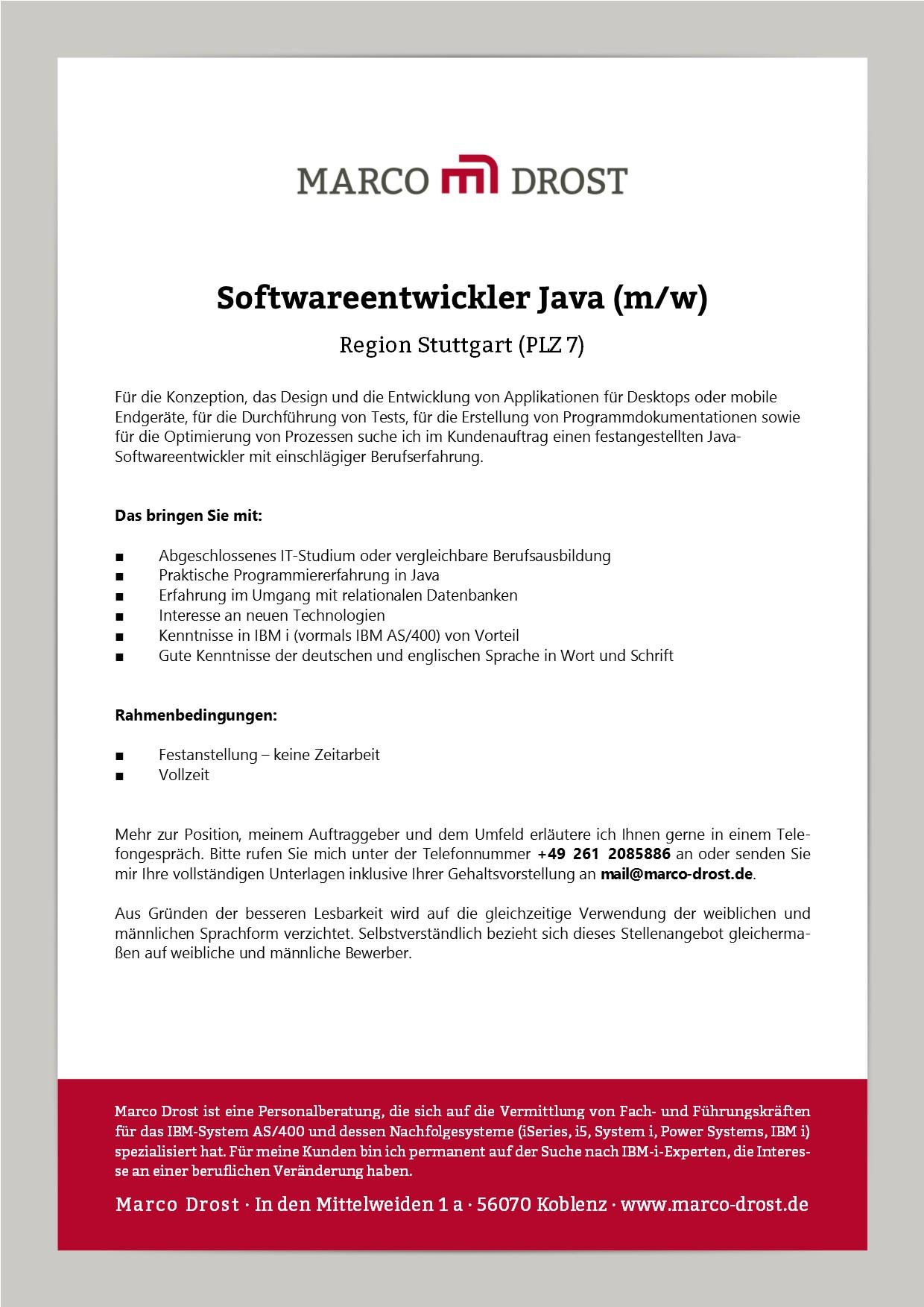 Seite 2 - Jobsuche, Bewerbung und Zeugnisse - Fachinformatiker.de