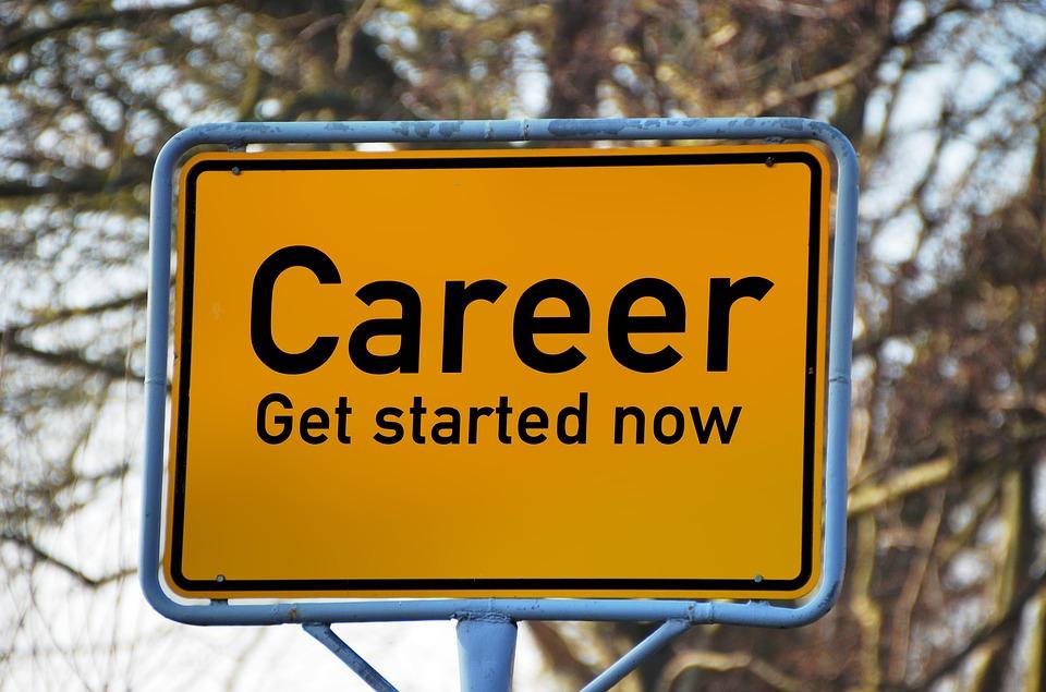 Karriere nach der Umschulung/Ausbildung